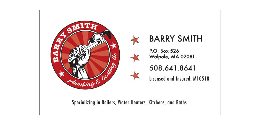 Barry Smith Plumbing | Kennedy Design